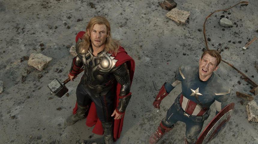 Nouveautés : The Avengers
