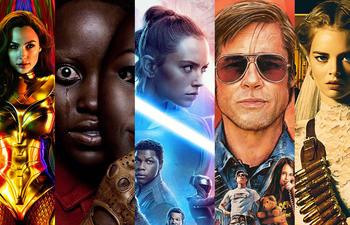 Top 18 des plus belles affiches de films de l'année 2019
