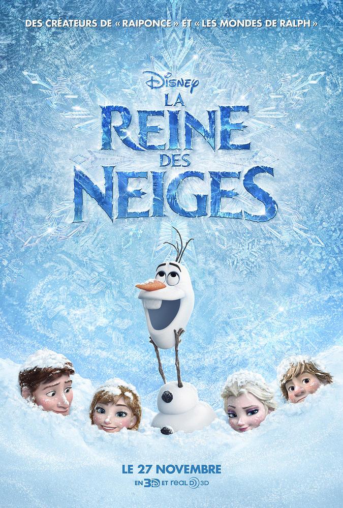 La reine des neiges 2013 film - La reine des neige en anglais ...