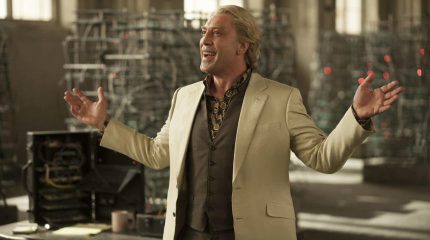Javier Bardem en pourparlers pour être le vilain de Pirates of the Caribbean 5