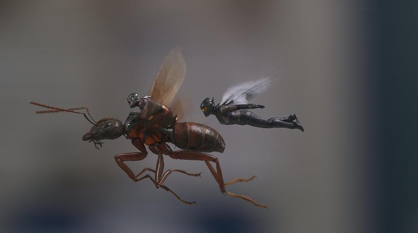 Découvrez qui sera le méchant dans Ant-Man 3