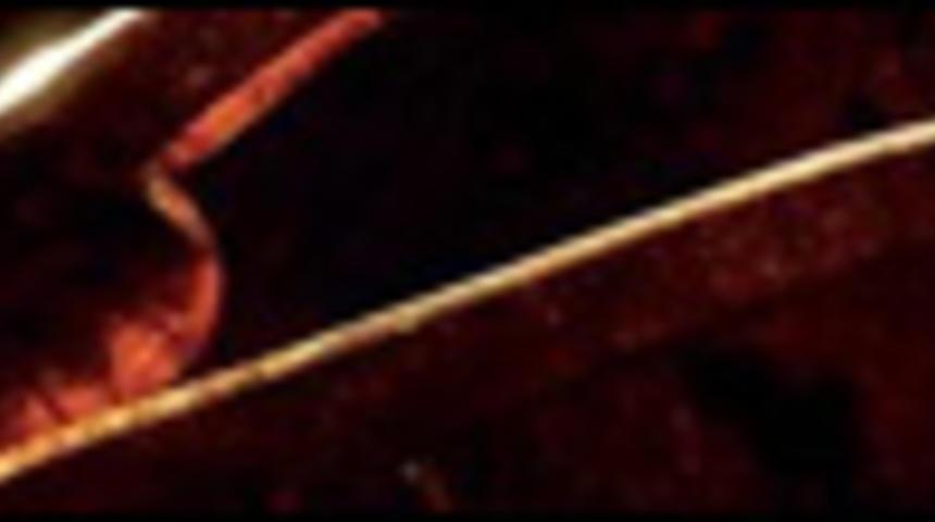 Première affiche du film A Nightmare on Elm Street