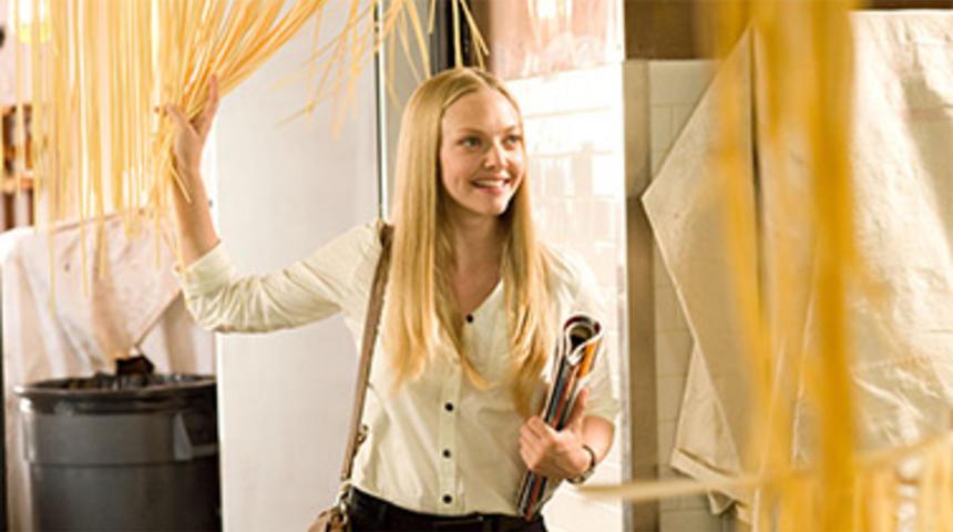 Amanda Seyfried dans Pan de Joe Wright