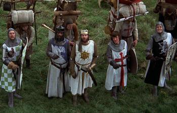 Monty Python Live (mostly) présenté dans les cinémas