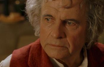 L'interprète de Bilbo Baggins nous quitte à 88 ans
