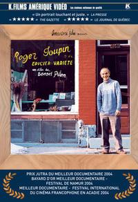 Roger Toupin : Épicier variété