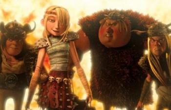 Bande-annonce officielle du film d'animation How to Train Your Dragon