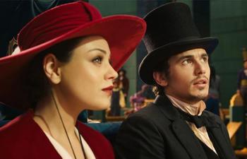 Box-office québécois : Oz le magnifique conserve la position de tête