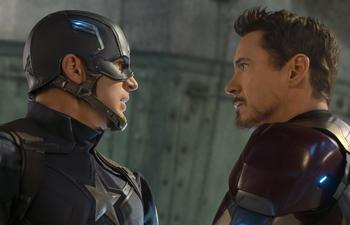 Nouveautés : Captain America: Civil War