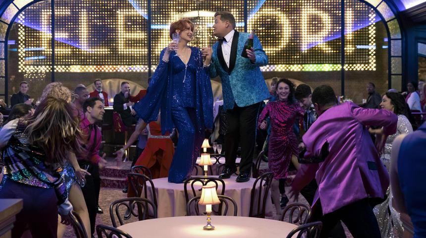The Prom : Découvrez la bande-annonce haute en couleur et en chanson