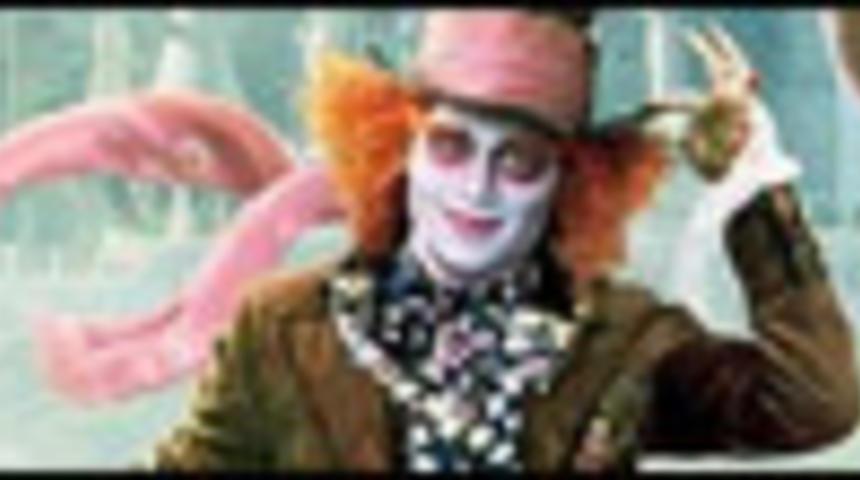 Affiche du film Alice in Wonderland