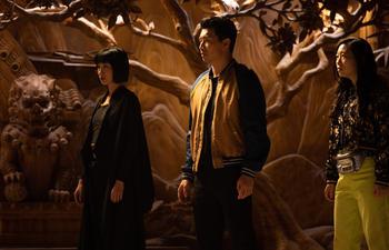 Box-office québécois : Shang-Chi et la légende des Dix Anneaux est indélogeable