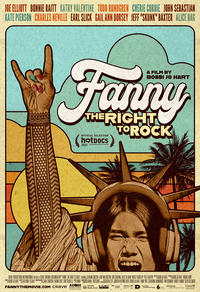 Fanny : The Right to Rock