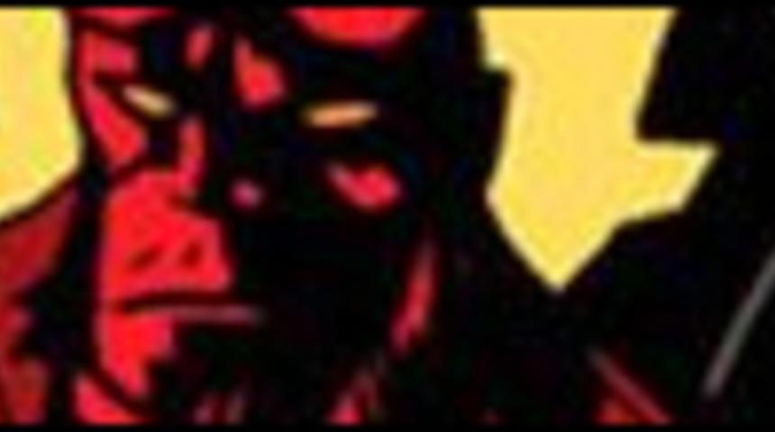 Première affiche pour Hellboy 2 : The Golden Army