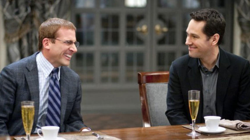 Nouvelle bande-annonce de la comédie Dinner for Schmucks