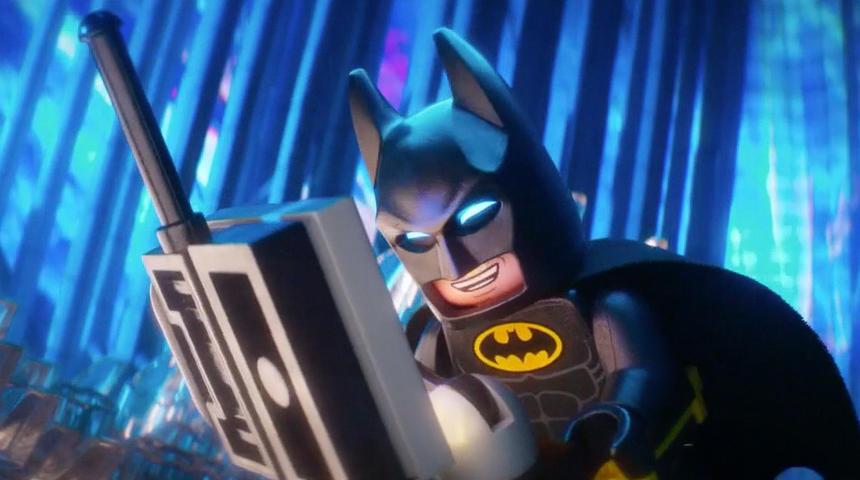 Sept extraits qui vous rendront impatients de voir Lego Batman le film