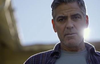 Première bande-annonce pour Tomorrowland avec George Clooney