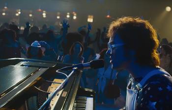 Bande-annonce : Taron Egerton est Elton John dans Rocketman