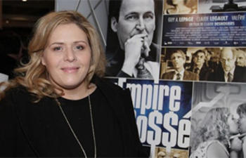 FIFEM 2013 : Valérie Blais, marraine de l'évènement