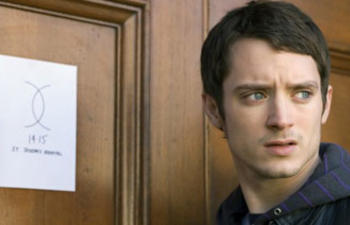 Elijah Wood dans le film Celeste and Jesse Forever