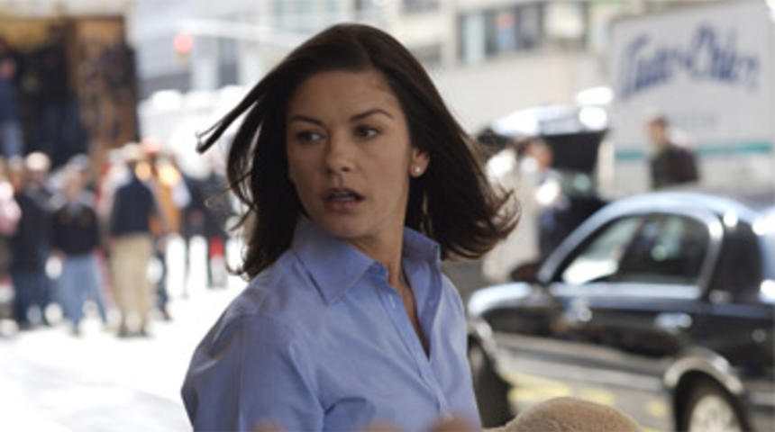 Catherine Zeta-Jones dans Side Effects