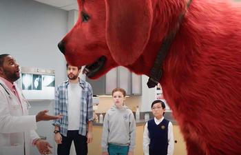 Bandes-annonces de la semaine : Clifford le gros chien rouge et Encanto