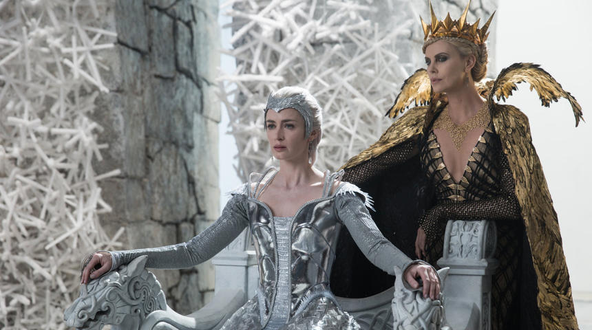 Nouveautés : The Huntsman Winter's War