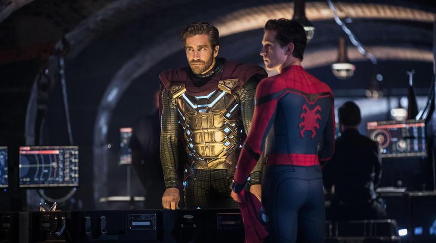 Box-office nord-américain : Spider-Man conserve la tête