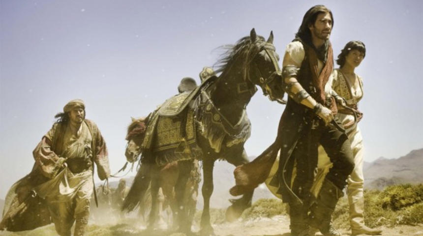 Sorties DVD : Prince of Persia: The Sands of Time