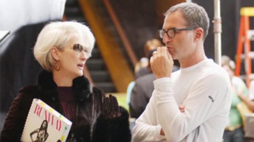 Meryl Streep travaillera à nouveau avec David Frankel