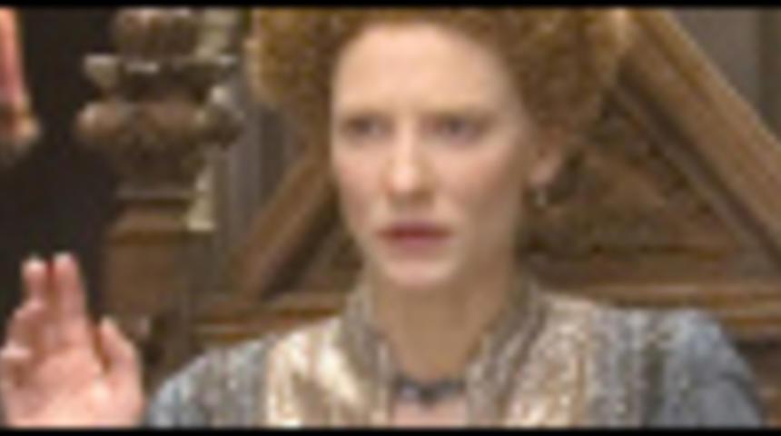 Bande-annonce en français de Elizabeth : L'âge d'or