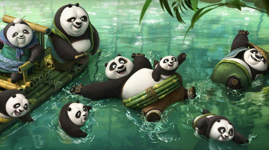 Nouveautés : Kung Fu Panda 3