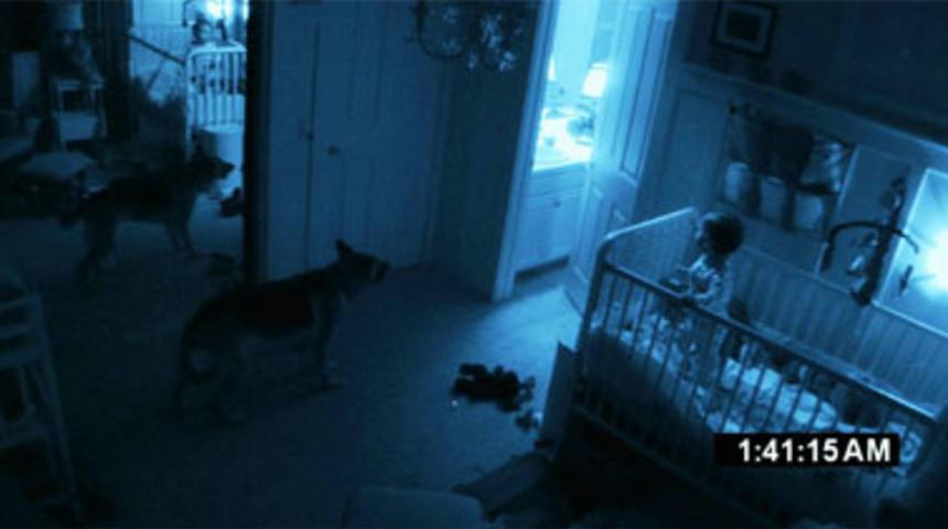 Paranormal Activity 3 prendra l'affiche le 21 octobre 2011