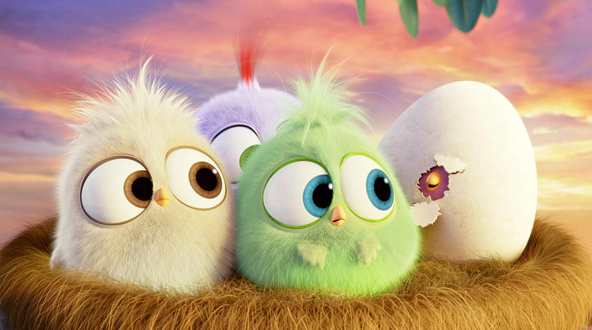 Box-office nord-américain : Seulement 38 millions $ pour The Angry Birds Movie