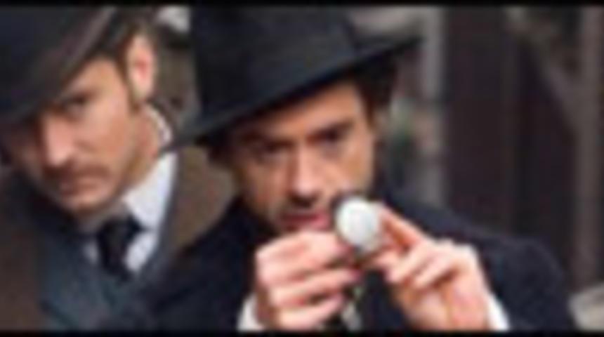 Une suite de Sherlock Holmes déjà en préparation