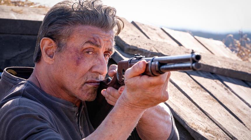 Une bande-annonce carabinée pour le nouveau Rambo