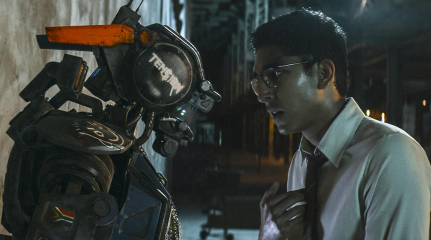 Sorties DVD: Chappie
