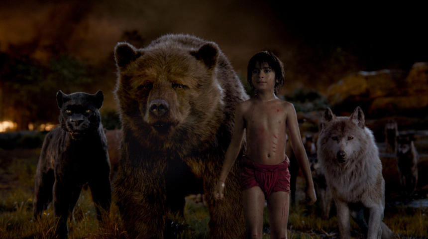 Nouveautés : The Jungle Book