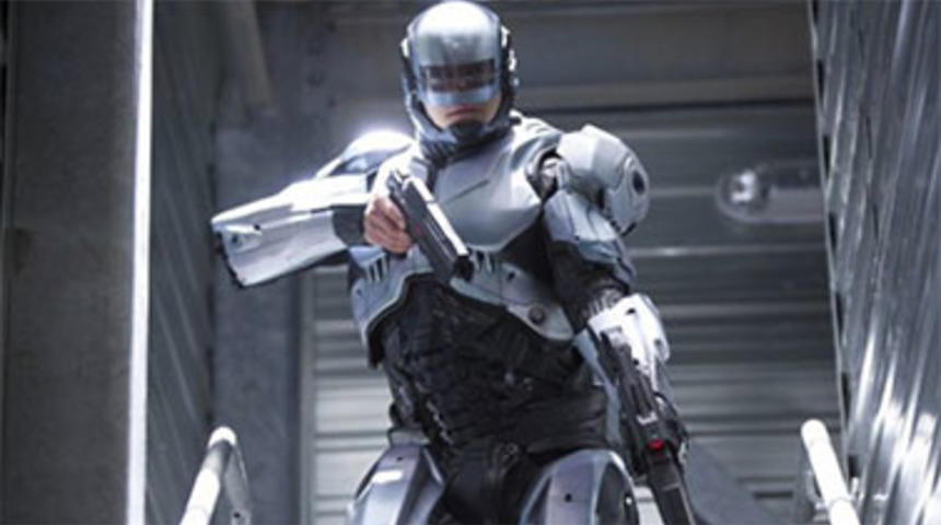 Sorties DVD : Robocop
