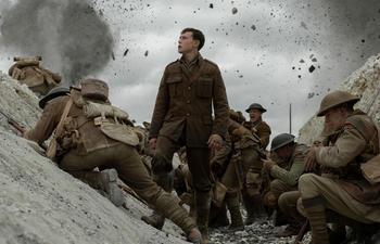 Golden Globes 2020 : Le film de guerre 1917 l'emporte