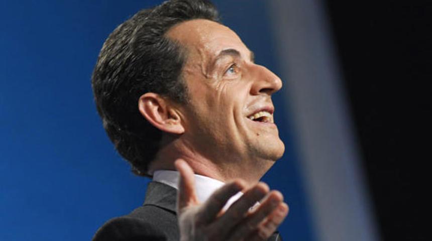 Un long métrage de fiction sur Nicolas Sarkozy présentement en tournage