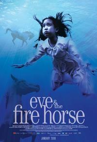 Ève et le cheval de feu