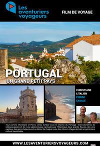 Les aventuriers voyageurs - Gagnez un laissez-passer double pour assister au film Portugal à Saint-Eustache