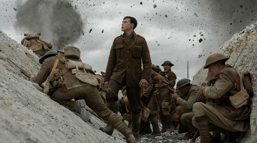 Box-office québécois : 1917 a remporté le combat contre Star Wars
