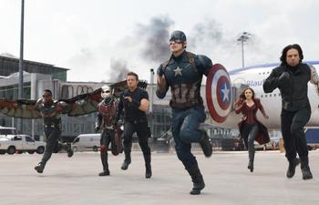 Sorties DVD : Captain America: Civil War
