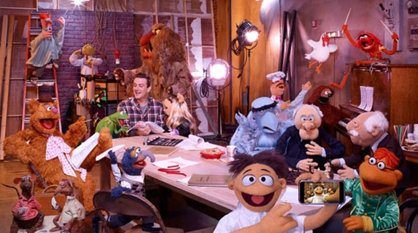 Plusieurs acteurs pressentis pour The Muppets