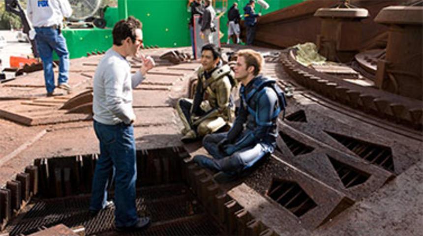 Star Trek 2 tourné avec des caméras IMAX