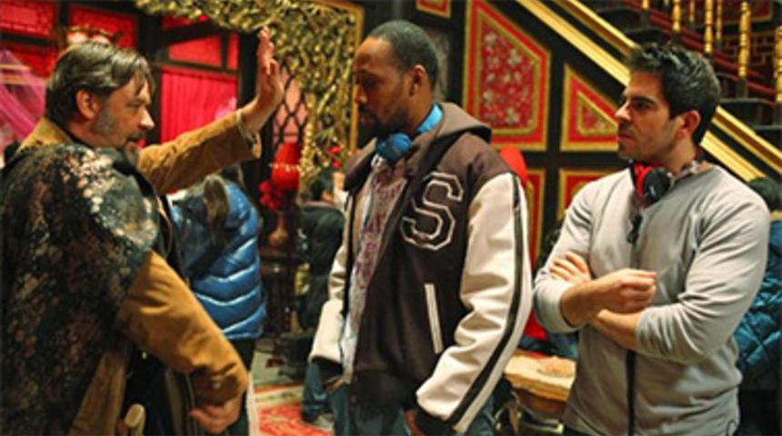 Paul Walker tourne Brick Mansions à Montréal