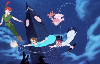 Un nouveau Peter Pan en prises de vue réelles
