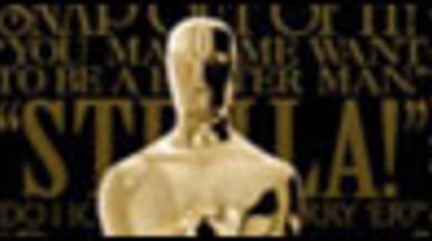 Oscars 2007 : L'affiche officielle